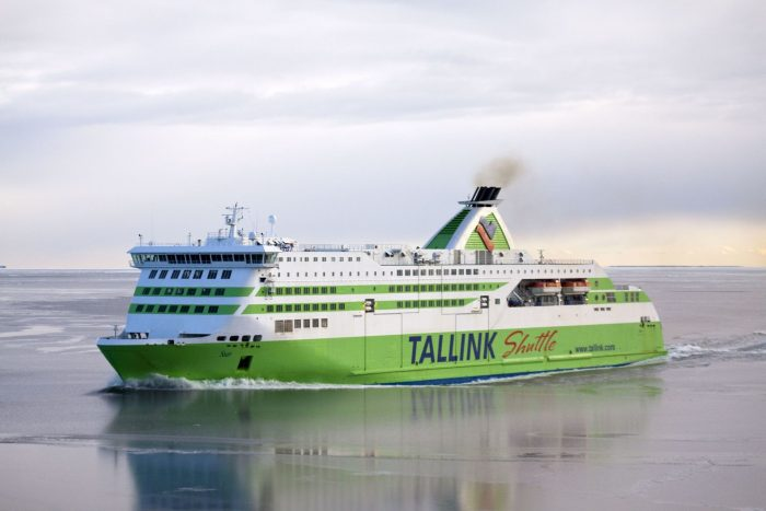 Автономное судоходство  Tallink Grupp